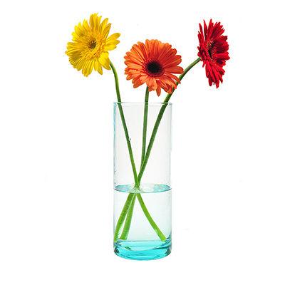 Gerberas - design bunch of flowers