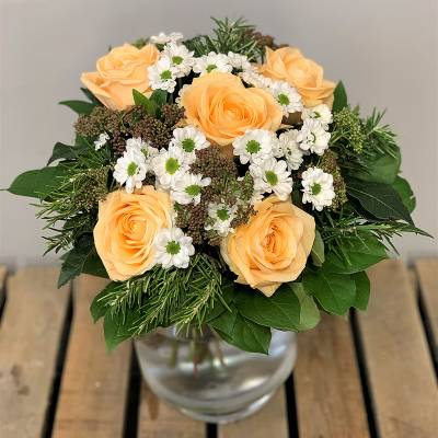 Sestupné růže